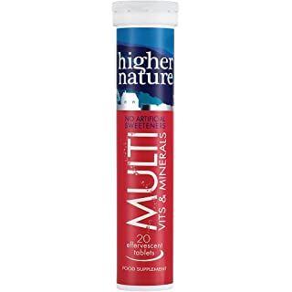 Higher Nature Fizzy Multi Pack of 20