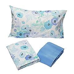 Idea Regalo - Bassetti dream completo lenzuola matrimoniale 100% cotone stampato, Sheer 3