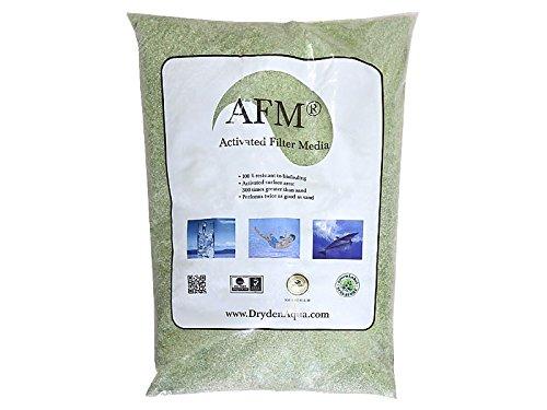 Dryden Aqua AFM aktiviertes Filtermaterial, Filterglas Grade 2