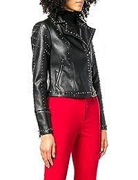Amazon.it  giubbotto donna - Liu Jo Jeans  Abbigliamento 171d6430c90