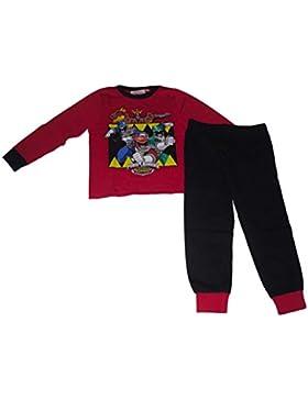 Power Rangers - Pijama dos piezas - para niño