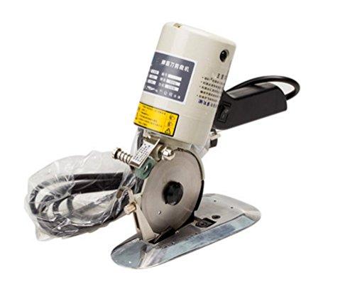 gr-tech Instrument® 350W 125mm-E-Schere E-Stoff Apparel Textil Schneiden Maschine