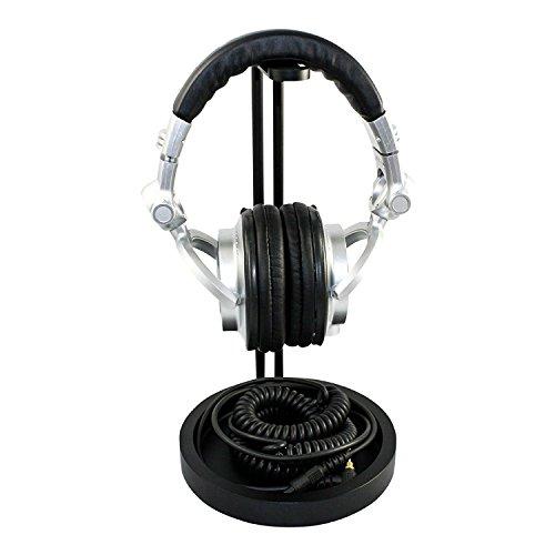 tekbotic titular de auriculares de aluminio - titular de auriculares para juegos...