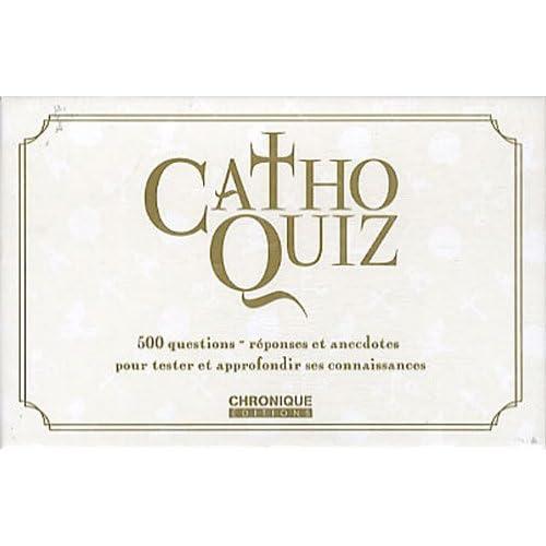 Catho Quiz : 500 question-réponses et anecdotes pour tester et approfondir ses connaissances