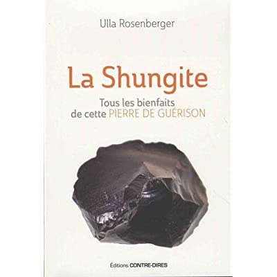 La shungite : Origine et propriétés d'une pierre unique en lithothérapie
