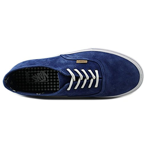 Vans AUTHENTIC DECON CA California Collection pigsuede polka federal blue pigsuede polka federal blue
