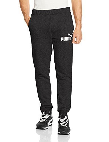 Puma Pantalón Deporte Ess No.1 Sweat Pants, Fl, Cl Gris M