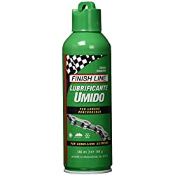 Finish Line Cross Country, Lubricante para bicicleta, color, 120 ml