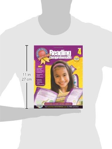 Reading Comprehension, Grade 4 (Master Skills)
