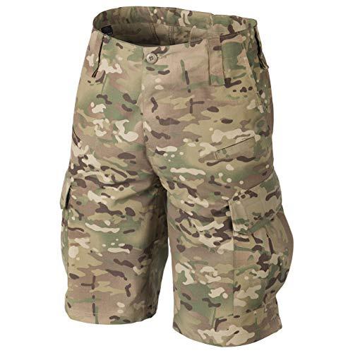 Helikon-Tex CPU Shorts Ripstop Combat Patrol Uniform Kurze Hose Camogrom 3XL Multicam Combat Uniform