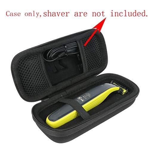 Khanka Tasche für Philips OneBlade QP2530/30 QP2630/30 QP2520/30 Case Schutzhülle Etui.(ohne schwamm) -