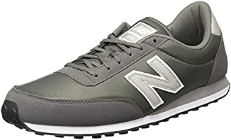 New Balance U410 D, Baskets mode mixte adulte - Gris (Ca Grey), 38 EU (5.5 US)