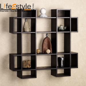 Decorative Floating wall shelf / book rack