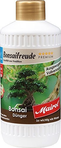 Mairol Bonsai-Dünger Bonsaifreude Liquid 500 ml