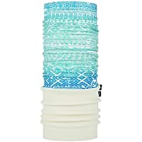 Buff Marken Spirit Tubular Multifuncional Polar, Mujer, Azul (Aqua), Talla Única