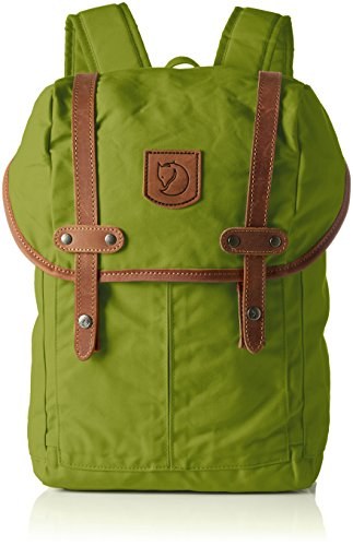 Fjällräven Rucksack No.21 Mini, Meadow Green, 13 x 23 x 35 cm, 8 liters, 21758-602