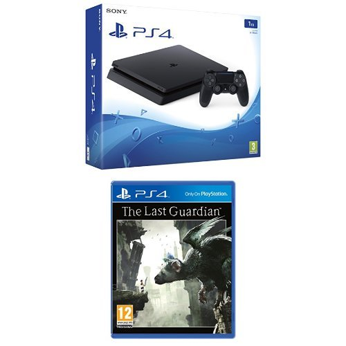 Sony PlayStation 4 1TB Console + The Last Guardian (PS4)