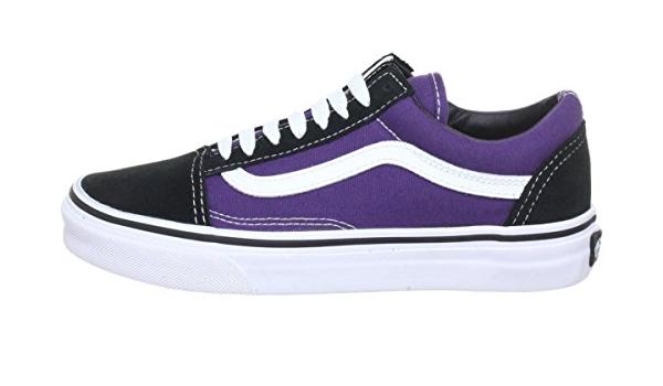 vans scarpe viola