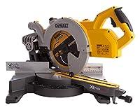 DEWALT DCS778T2 250 mm 54 V XR Flexvolt Cordless Mitre Saw - Yellow/Black