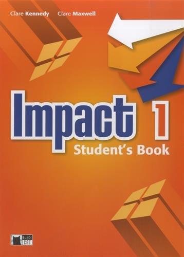 Impact 1 : Student's Book (1DVD)