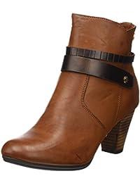 Xti Botin Sra. C. 46198 - Botas cortas con tacón para mujer