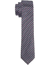 Schwarze Rose Herren Krawatte