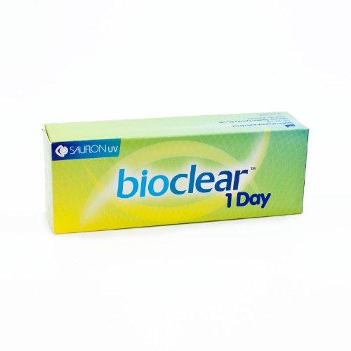Sauflon Kontaktlinsen Bioclear 1 Day - 30er Box (+2,5 / 8,6)