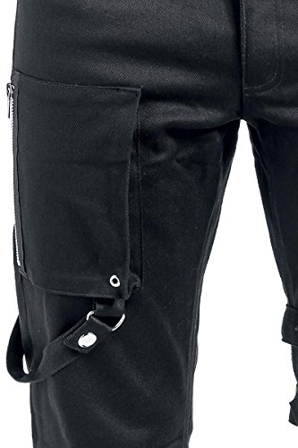 Vixxsin Ice Breaker Pantalon noir Noir