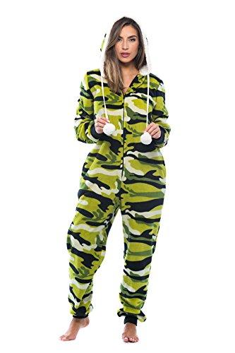Just Love Schlafanzug für Erwachsene - Mehrfarbig - Small -