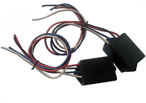 US Standlicht Blinker Module Set US Blinker - komplett Set - Einstellbar