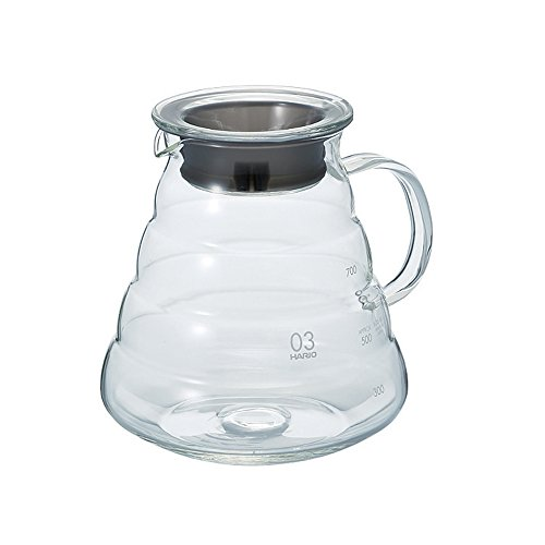 Hario V60 - Server de café y té, 800 ml
