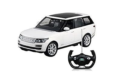 Fernsteuerungsauto, Land Rover Range Rover SUV Elektro RC Truck Maßstab 1:14 Rastar RTR (Farben variieren) Authentic Body Styling von Zantec
