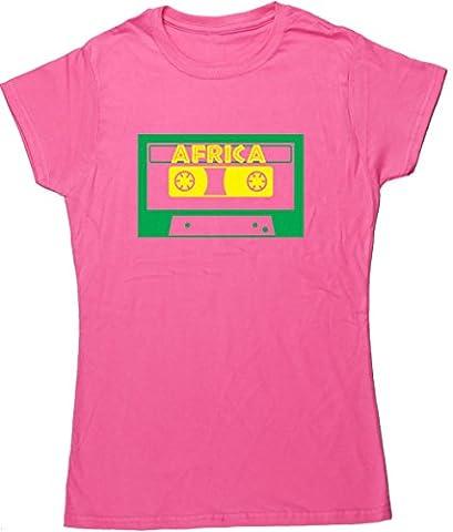 HippoWarehouse - T-shirt - Femme XL - Rose - XXL