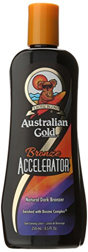 Australian Gold Bronze Accelerator Natural Dark Bronzer 250ml