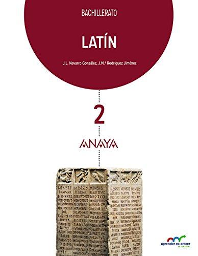 Latín 2. (Aprender es crecer en conexión) - 9788469813119 por José Luis Navarro González