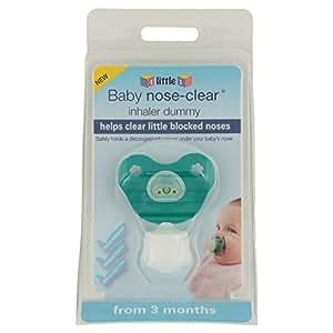Baby NoseClear Inhaler Dummy