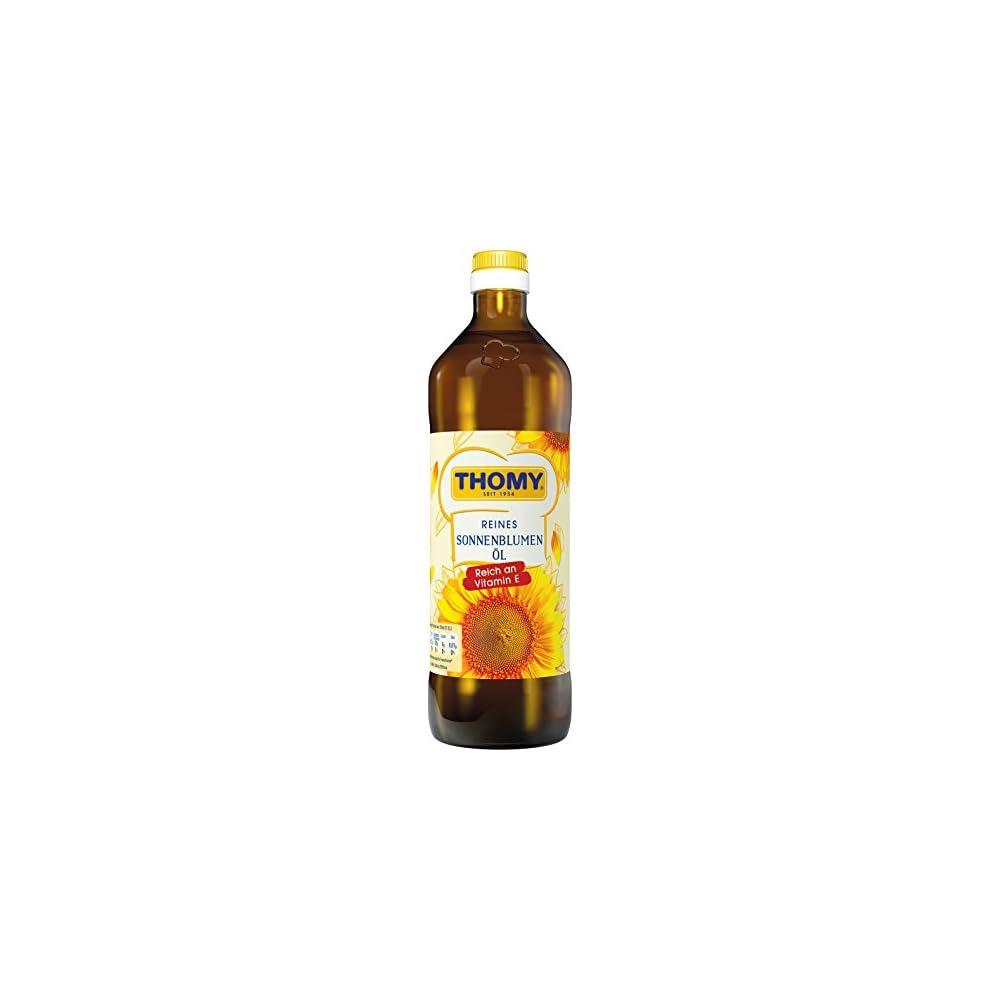 Thomy Reines Sonnenblumenl 750 Ml Flasche