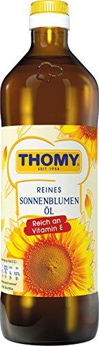 THOMY Reines Sonnenblumenöl, 750 ml Flasche