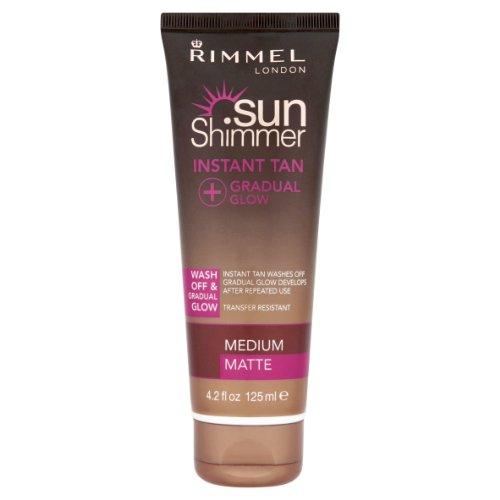 Sunshimmer abbronzante istantaneo, colorito graduale, si lava via dopo l'uso