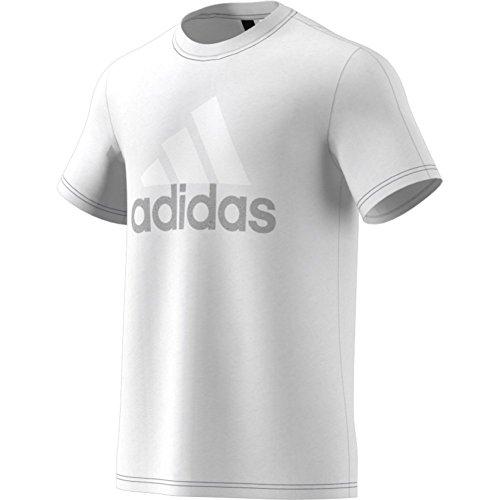 Adidas Essential Linear T-Shirt White