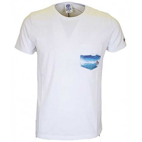 Franklin & Marshall -  T-shirt - Maniche corte  - Uomo White XX-Large