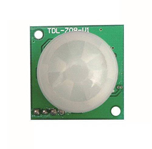 Demarkt TDL-708 breite Spannungs infrarot Induktion Modul Ultra Low Voltage menschliche Körper Inductor Lichtregler - Tdl-modul