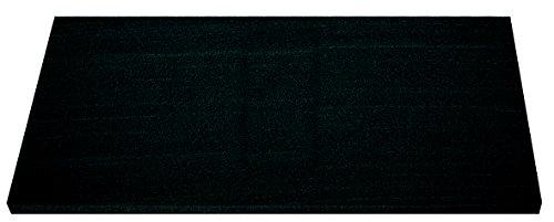 Stubai zk2004Ersatz-Schwamm für Schwamm Tosca-Maurerkelle, schwarz, 120x 240mm