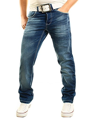 Früchtl Herren Jeans Hose Regular Fit stretch