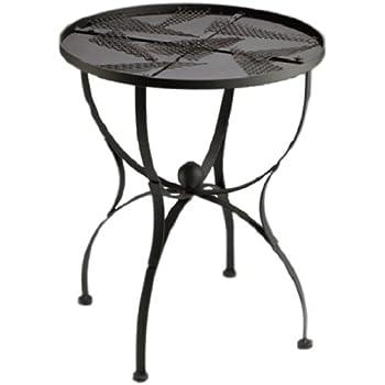bastelmaxi mosaiktisch tischrohling tisch rund durchmesser 60 cm schwarz garten. Black Bedroom Furniture Sets. Home Design Ideas