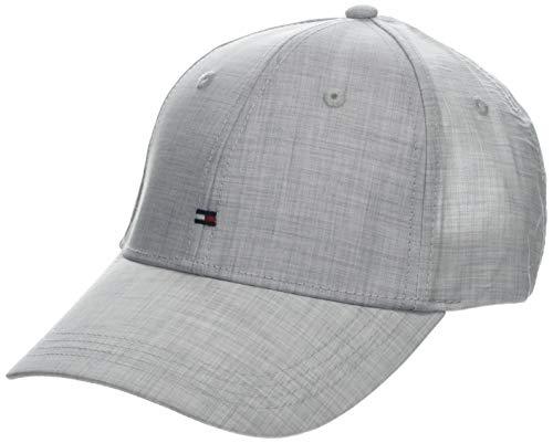 Tommy Hilfiger Herren BB Baseball Cap Grau (Grey 905) One Size (Herstellergröße: OS)