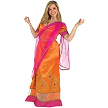 Rubbies Disfraz de bollywood adultos, talla UK 8-10 (889514S)