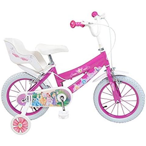 Princesas Disney - Bicicleta de 14