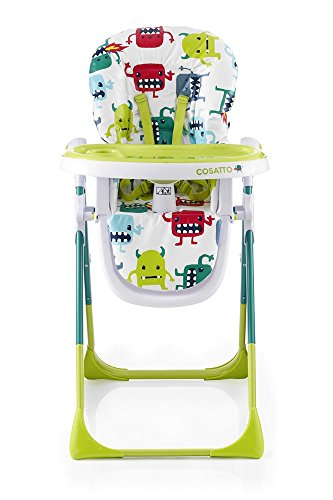 Image of Cosatto Noodle Supa Highchair - Monster Mash 2