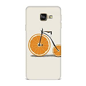 Samsung A3 2016 Case, Samsung A3 2016 Hard Protective SLIM Printed Cover [Shock Resistant Hard Back Cover Case] Designer Printed Case for Samsung A3 2016 -43M-MP3223